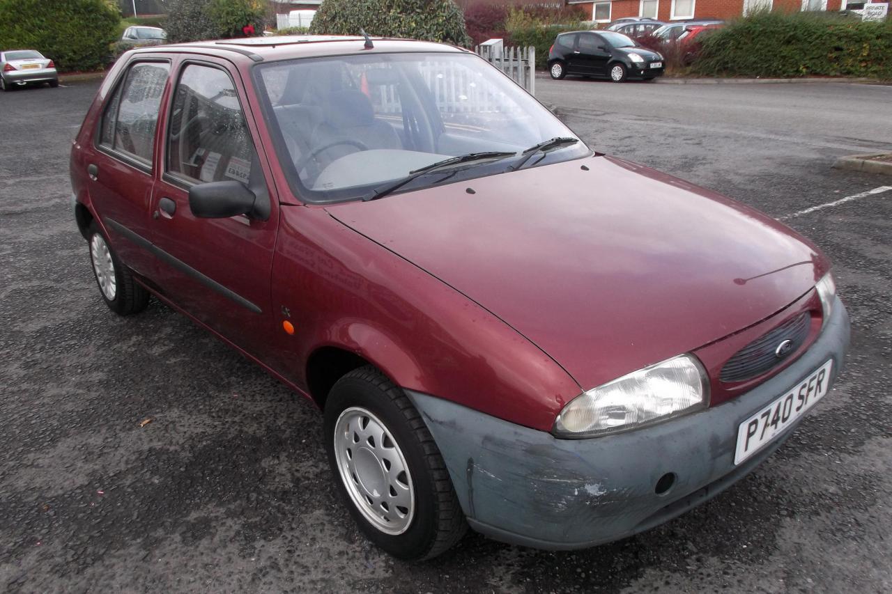 Fiesta Mk4 El Schema 1995 1999 Zip 2 04 Mb