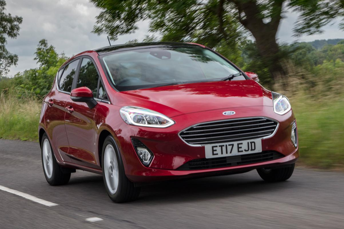 Ford Fiesta Review >> 2018 Ford Fiesta VIII (2018 ford fiesta 10t first drive review car and driver photo 685919 s ...