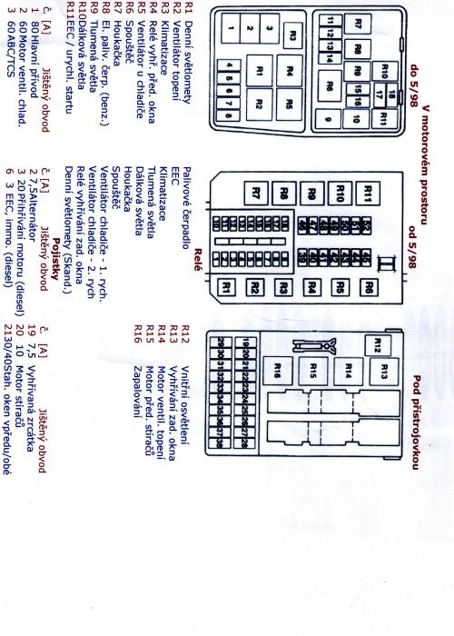 ford escort radiator 1997