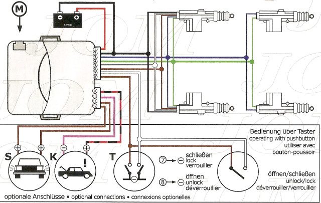 Schema Elettrico Ford Fusion : Elektricke schema ford focus