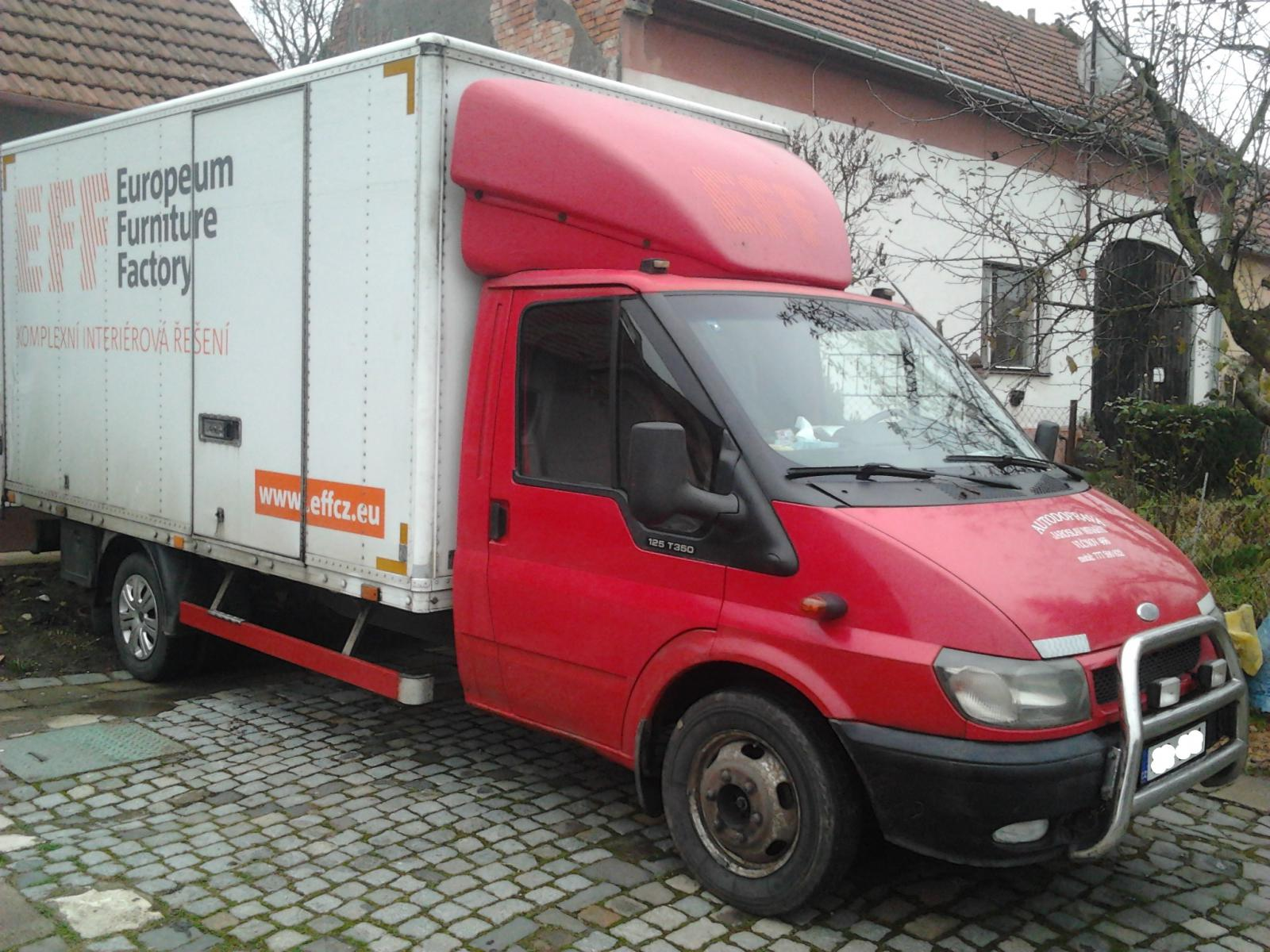 Ford Transit Forum • View topic - 270, 290, 330 what is ...