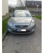 2009 Ford Mondeo MK IV, 4. generace  2.0