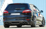 2011 Ford Mondeo MK IV, 4. generace