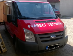2007 Ford Transit / Tourneo Connect I, 1. generace