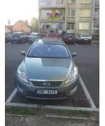 2008 Ford Mondeo MK IV, 4. generace  2.0